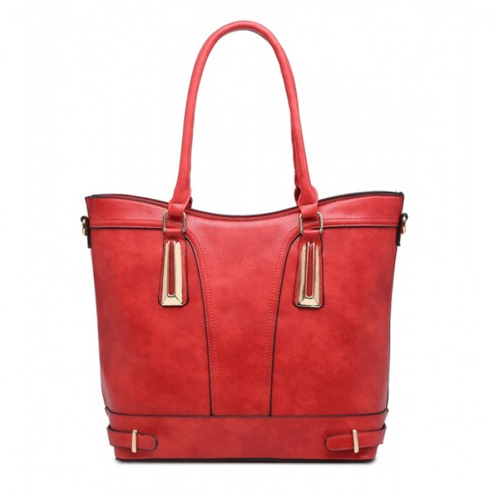 F6190 RED SHOULDER BAG