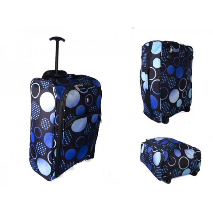CTB-3P BLUE CIRCLE CABIN TRAVEL BAG
