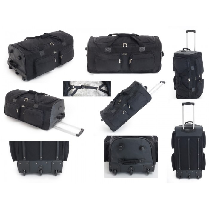 Great Luggage Large Wheeled Holdall 32 inch (81cm) 92 Litre