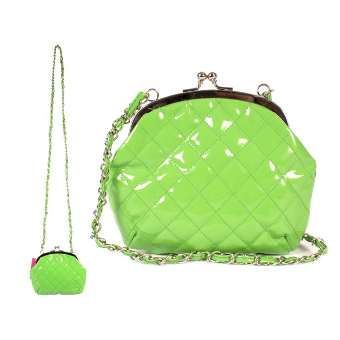 HB-SPU-01 QUILTED GREEN