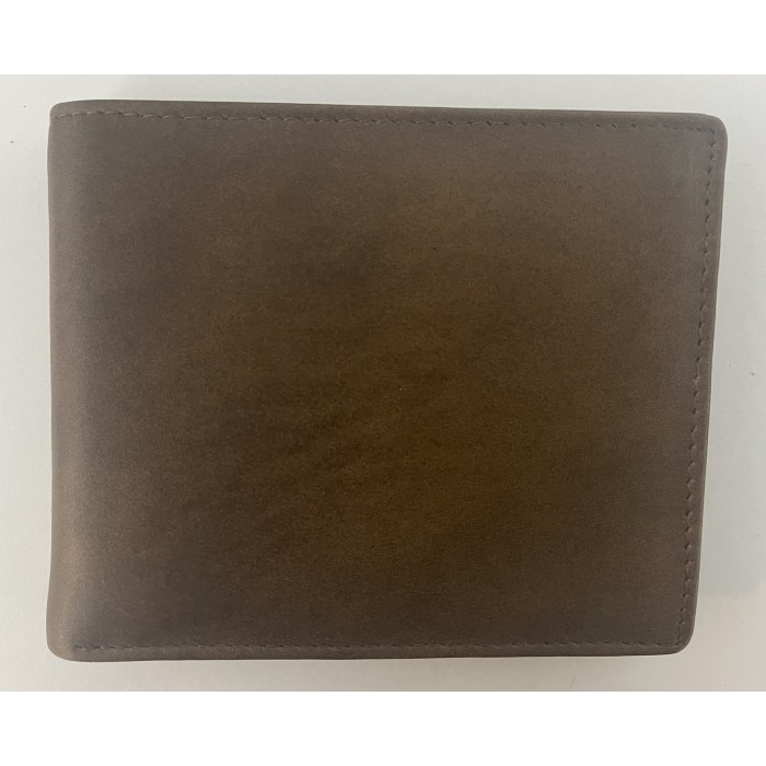 ST-001 BROWN LEATHER WALLET