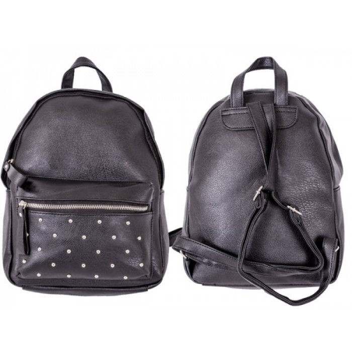 JBFB202 BLACK BACKPACK
