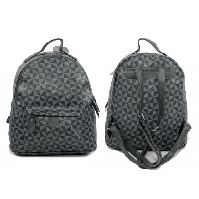 JBFB320 BLACK NICOLE BROWN BACKPACK