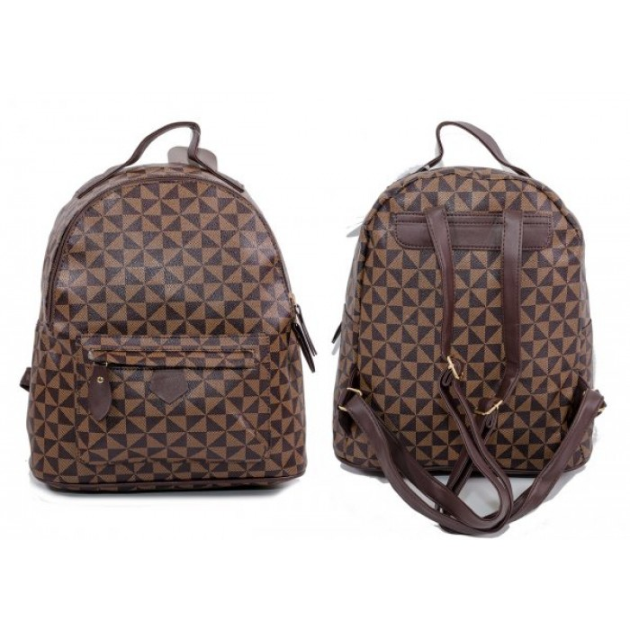 JBFB320 BROWN NICOLE BROWN BACKPACK