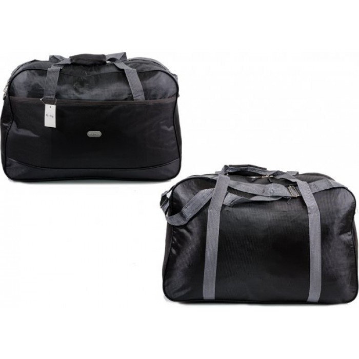 LL-118 BLACK LARGE HOLD-ALL