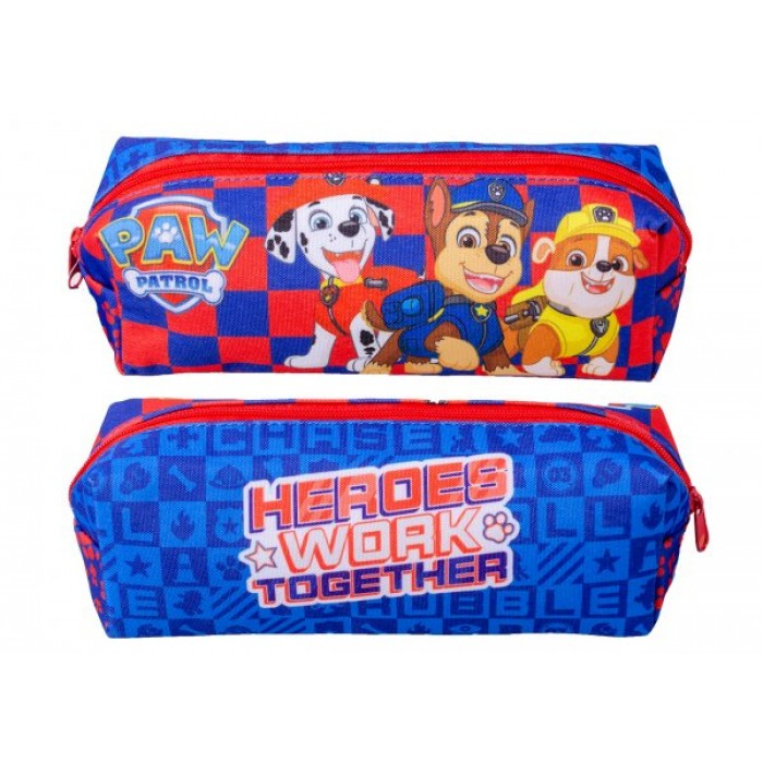 1015F-9181 PAW PATROL PENCIL CASE