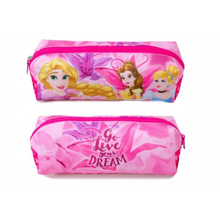 1015F-8542 PRINCESS PENCIL CASE