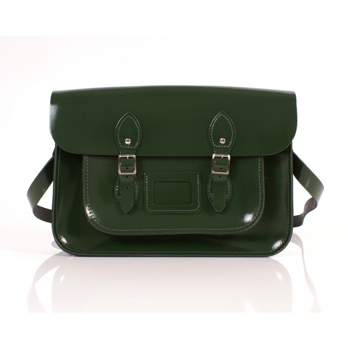 RL14 ENGLISH PATENT DARK GREEN