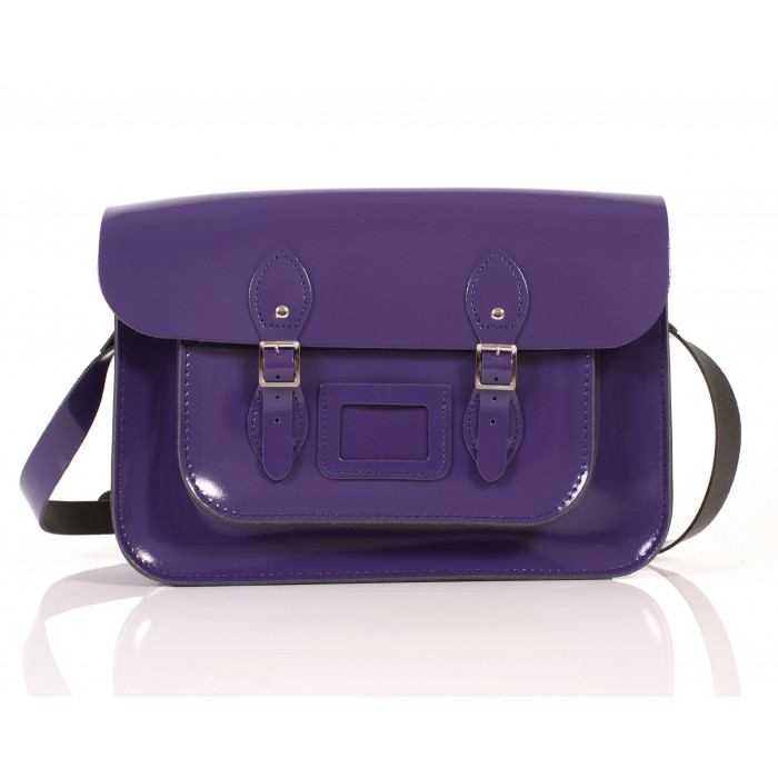 RL14 ENGLISH PATENT PURPLE