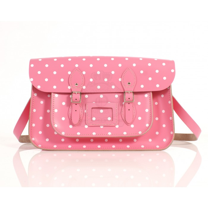 RL15 BABY PINK POLKA DOT ENGLISH NEW