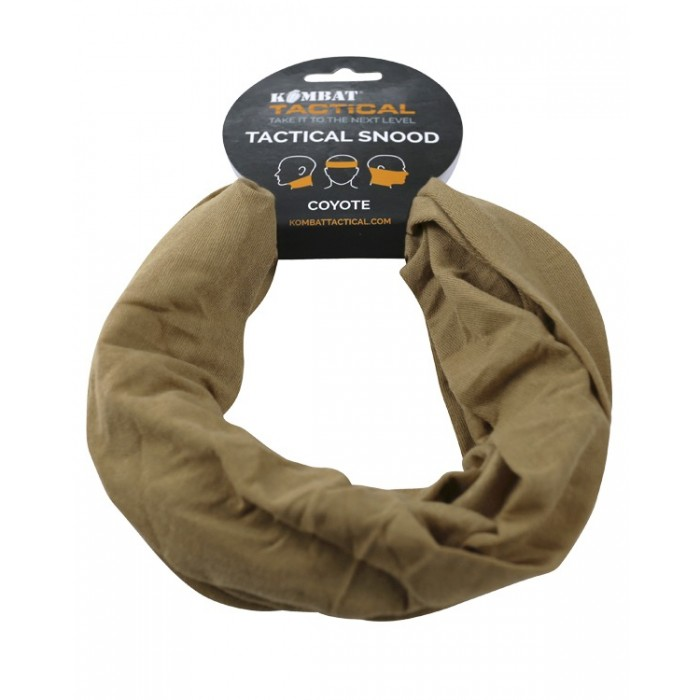 TACTICAL SNOOD COYOTE