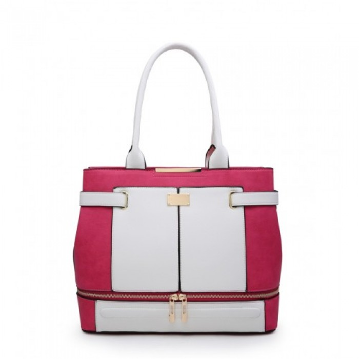 W5097 Shoulder Bag -Rose