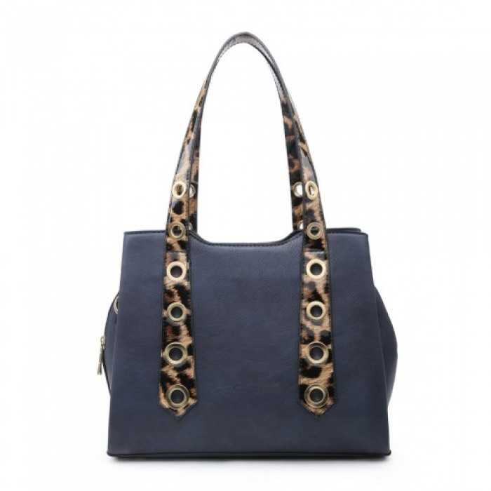 W6110 Shoulder Bag -Blue