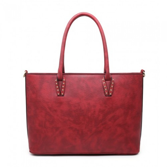 Z-9886 Shoulder Bag -Red