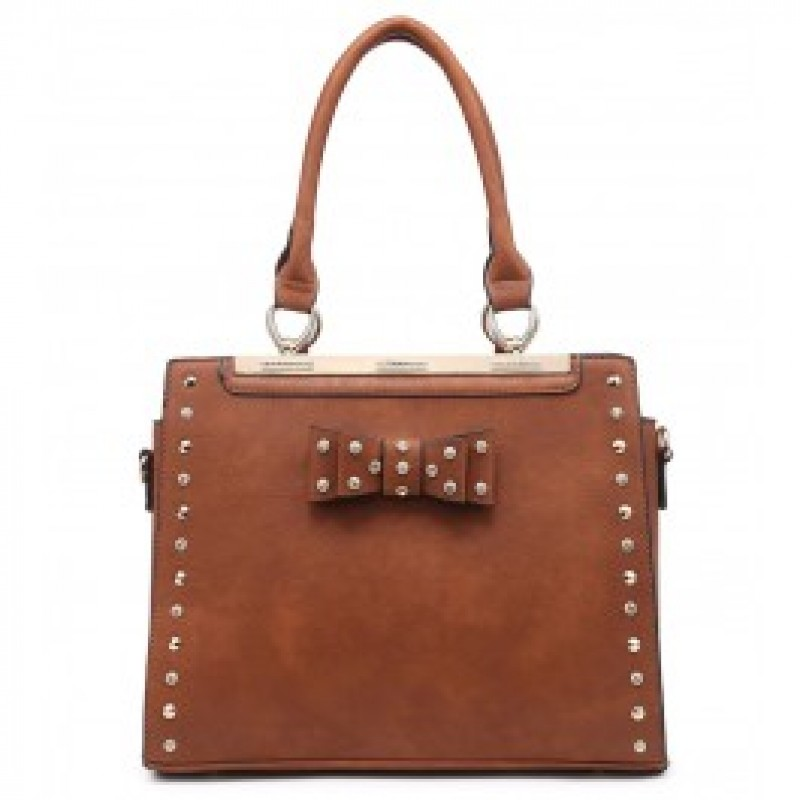 34571 SHOULDER BAG -BROWN