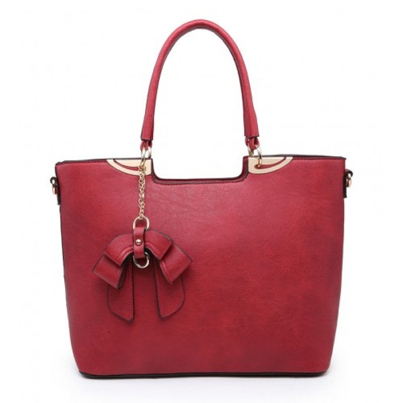 A36235 SHOULDER BAG-RED