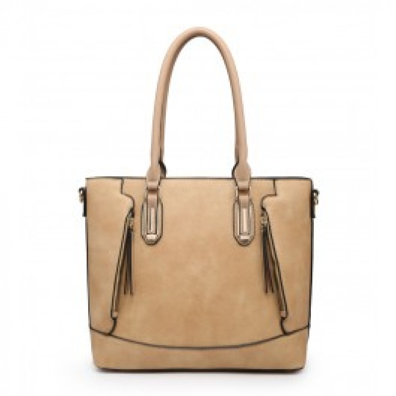 A36570 SHOULDER BAG-APRICOT