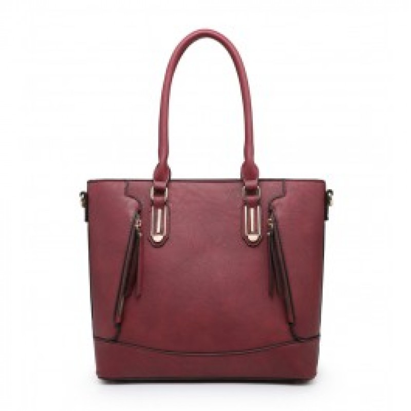 A36570 SHOULDER BAG-RED