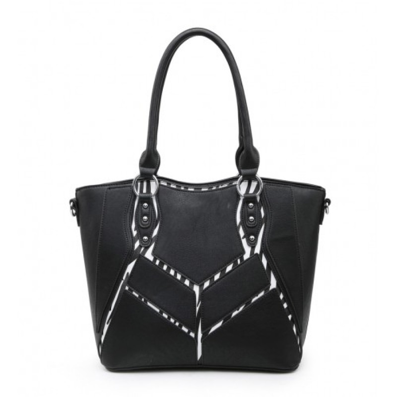 A36576 SHOULDER BAG -BLACK
