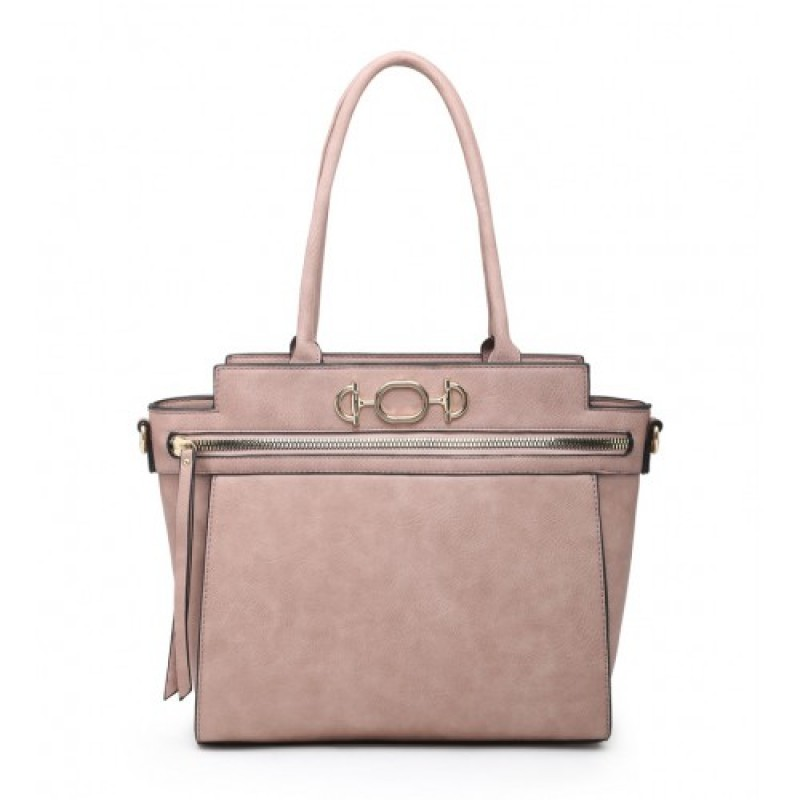 W6056 Shoulder bag-Pink