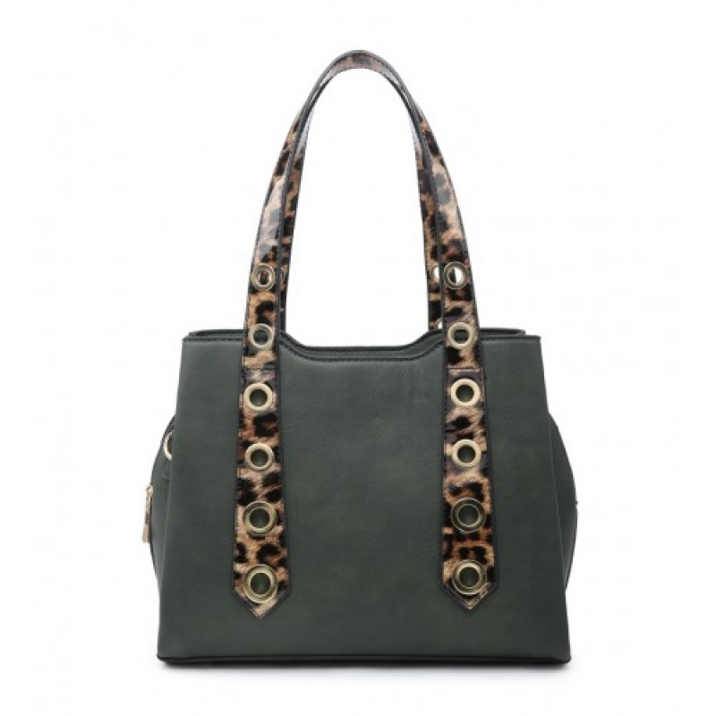 W6110 Shoulder Bag -Green