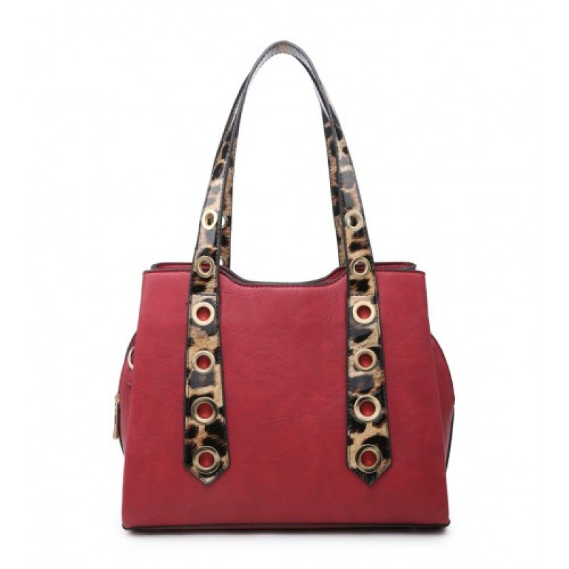 W6110 Shoulder Bag -Red