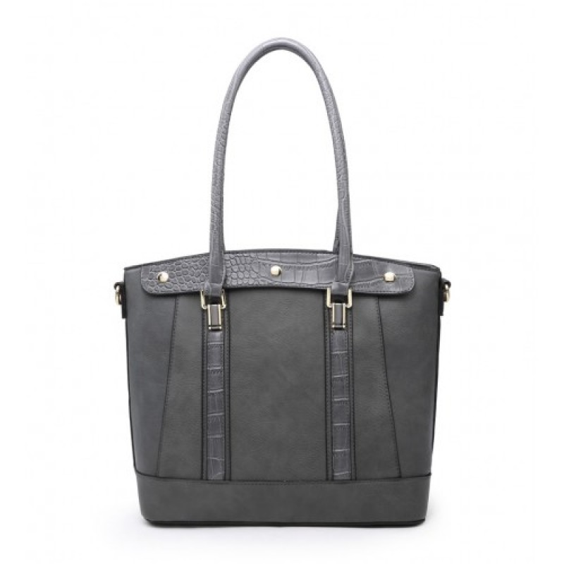 W6116 Shoulder Bag-Grey