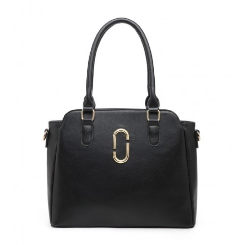 Z-9904 SHOULDER BAG-BLACK
